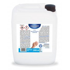 COVI-SEPT LIQUID FOR DISINFECTION OF SURFACE HANDS AND TOOLS 2L