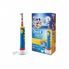 ELECTRIC CHILDREN'S ELECTRIC TOOTH BRUSH MICKEY MOUSE ORAL-B
